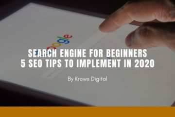 krows digital seo
