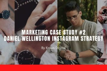 daniel wellington influencer marketing strategy
