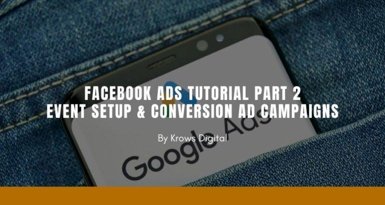facebook ads tutorial 2020