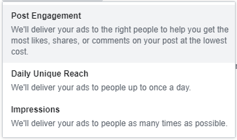 facebook ads for local businesses 2020
