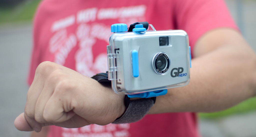 gopro be a hero campaign
