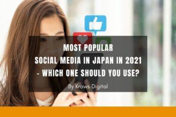 most popular social media in japan
