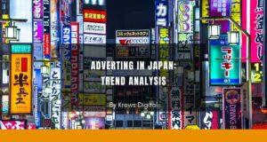 Japanese advertising trends